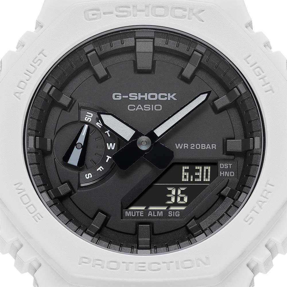 G-Shock GA2100-7A Carbon Core Guard 'CasiOak'