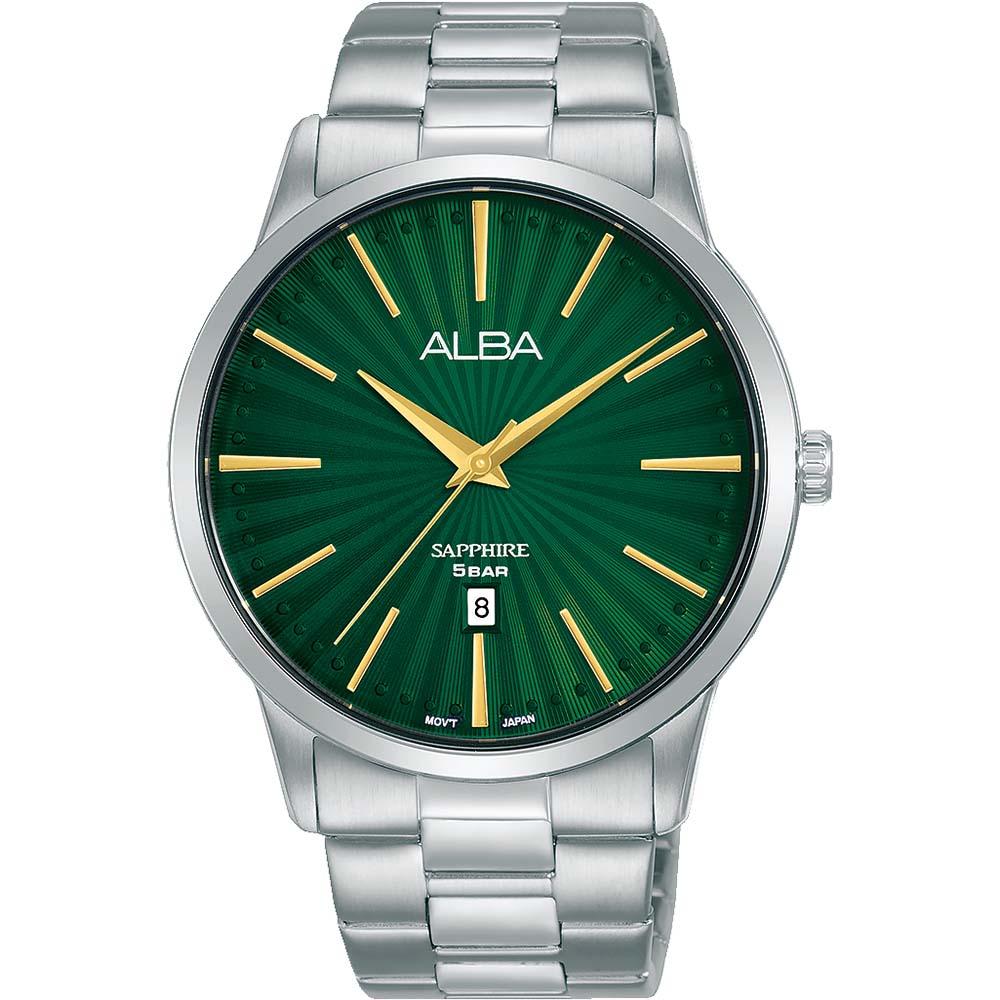 Alba AG8K91X1 Stainless Steel Mens Watch