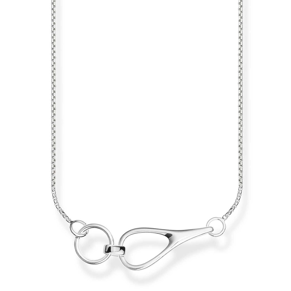 Sterling Silver Thomas Sabo Heritage Necklace