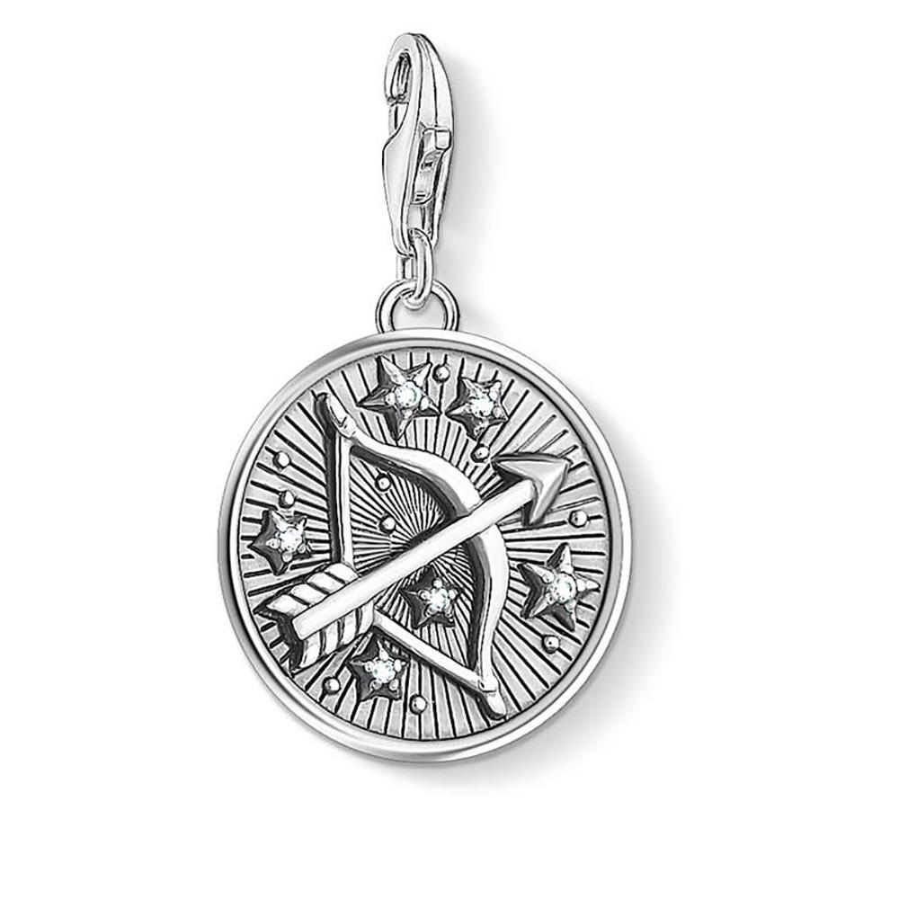 Sterling Silver Thomas Sabo Charm Club Sagittarius