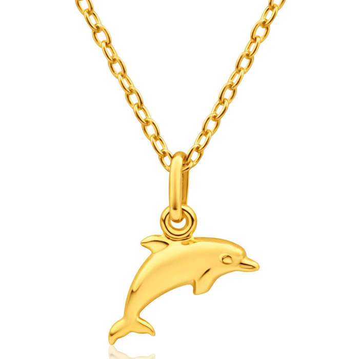 pendant products glow dolphin in the necklaces dark shoplifo com