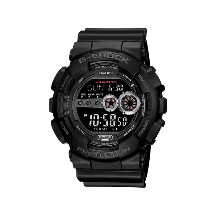 bfdd9c78d60d Casio GD100-1B G-Shock Mens Watch (30257183) - Watches