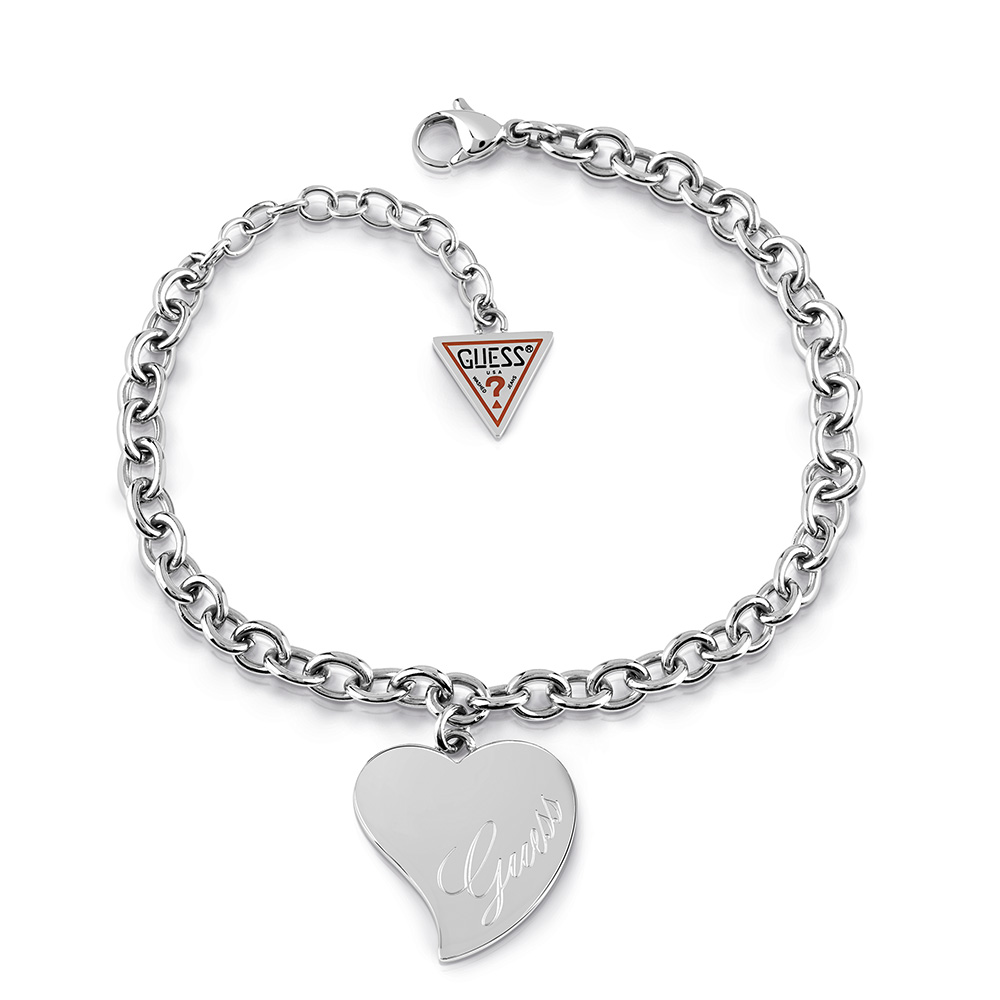 Guess Silver Plated Bracelet