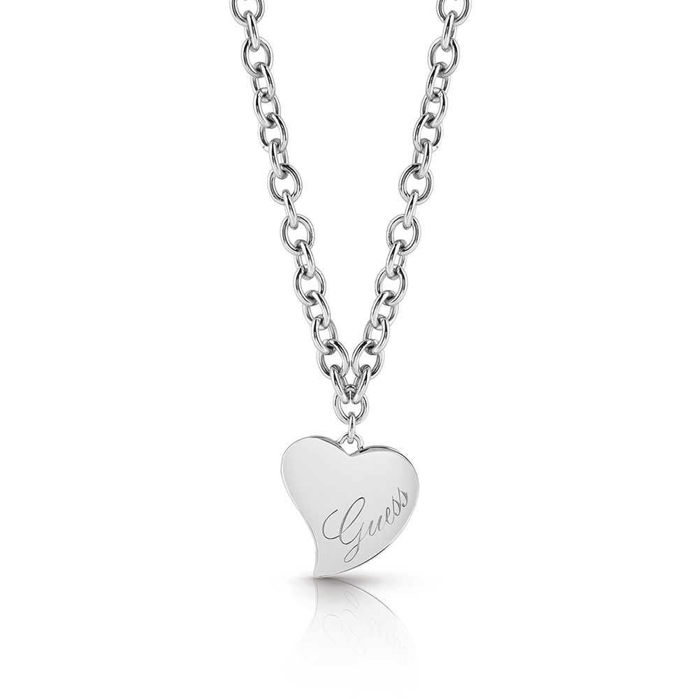 Guess Silver Plated Chain