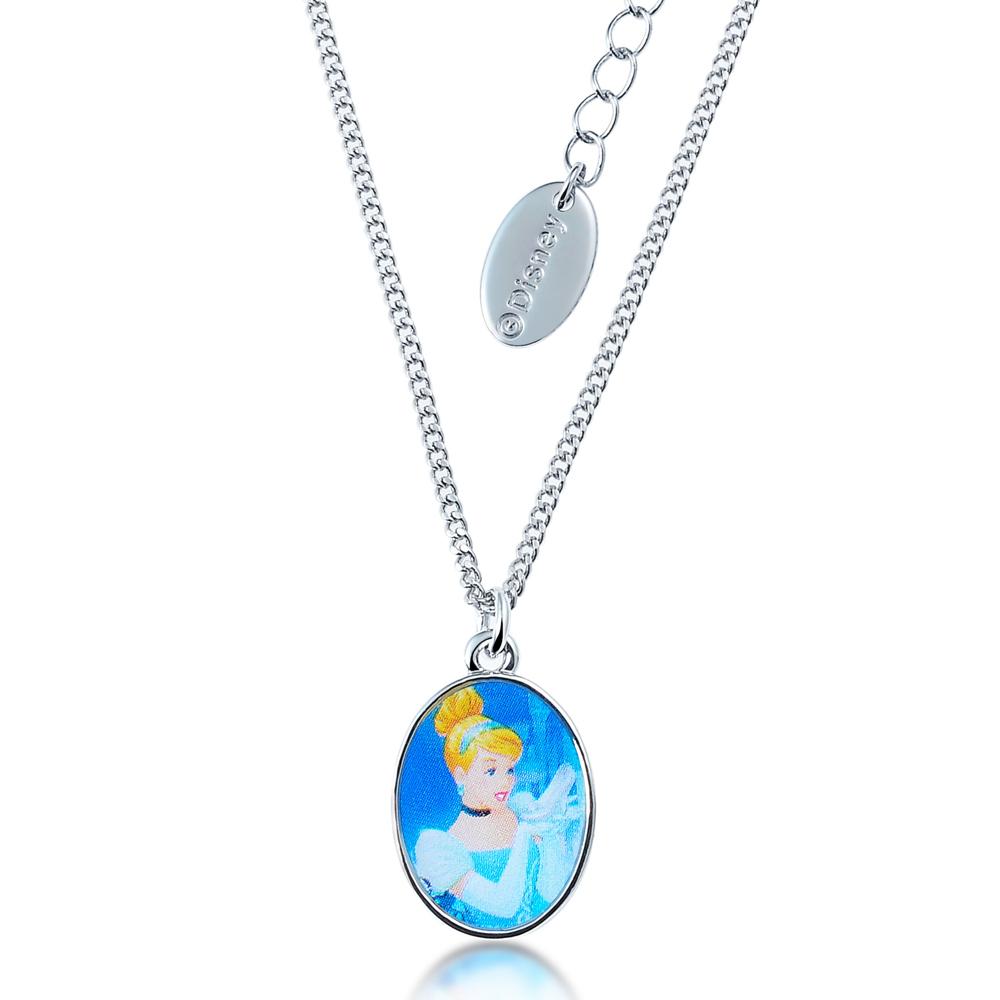 DISNEY Cinderella Medallion Pendant