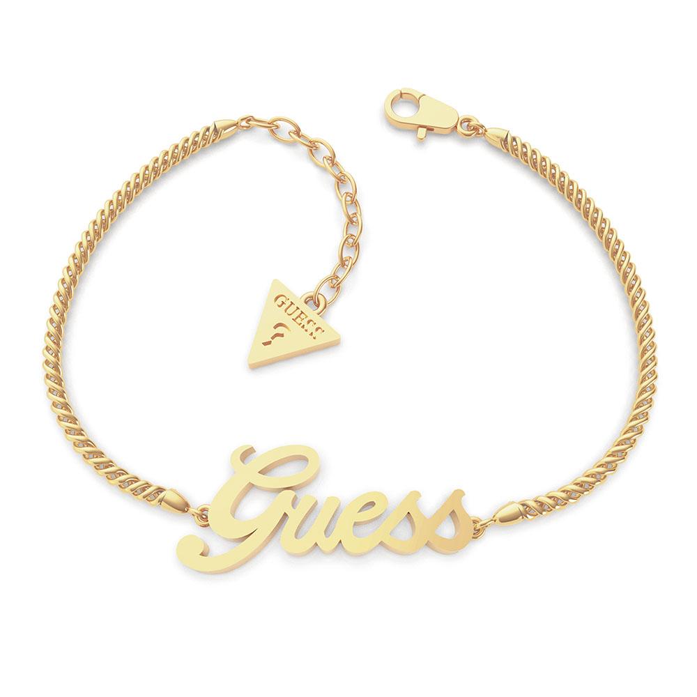 GUESS Lettering Bracelet