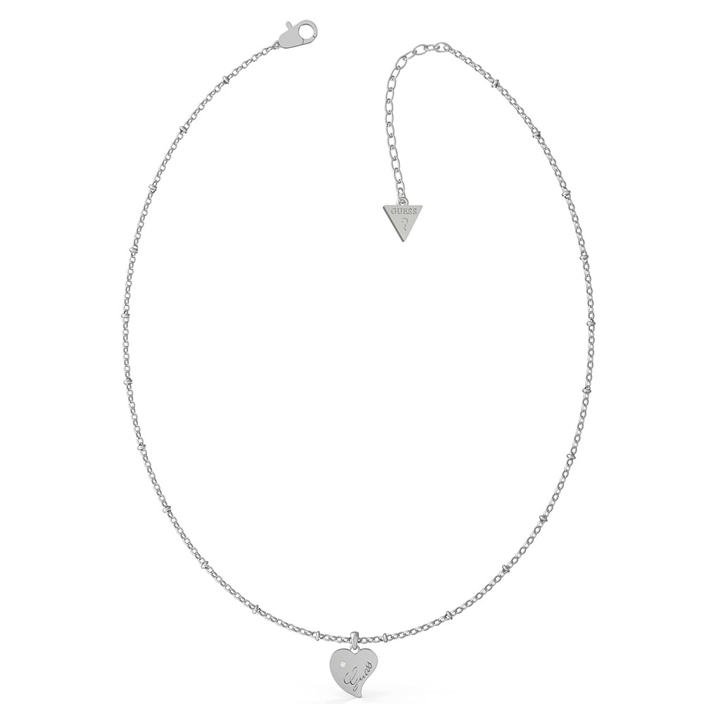 GUESS 42-45cm Heart Necklace